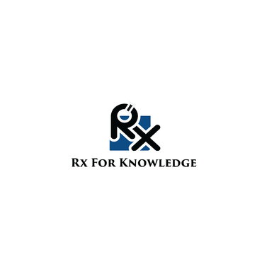 Rx For Knowledge A Logo, Monogram, or Icon  Draft # 58 by yonkyunior