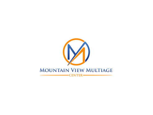Mountain View Multiage Center A Logo, Monogram, or Icon  Draft # 96 by Lokeydesign