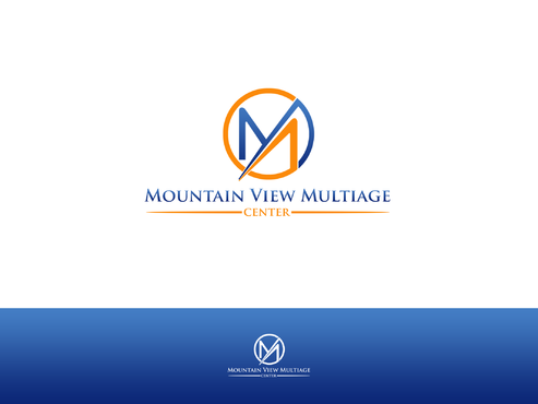 Mountain View Multiage Center A Logo, Monogram, or Icon  Draft # 97 by Lokeydesign