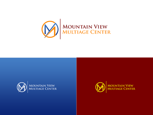 Mountain View Multiage Center A Logo, Monogram, or Icon  Draft # 100 by Lokeydesign