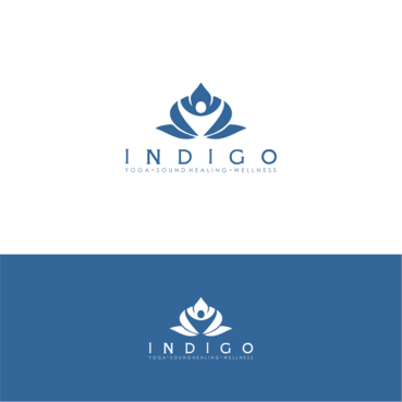 Indigo A Logo, Monogram, or Icon  Draft # 138 by louiedesigns