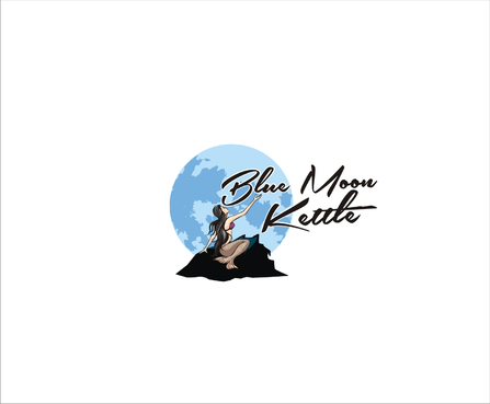 Blue Moon Kettle A Logo, Monogram, or Icon  Draft # 52 by otakatik
