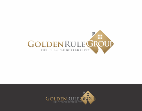 Golden Rule Group A Logo, Monogram, or Icon  Draft # 293 by onetwo