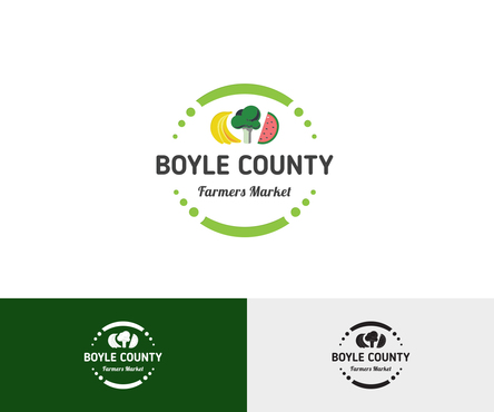 Boyle County Farmer's Market A Logo, Monogram, or Icon  Draft # 2 by haaly88