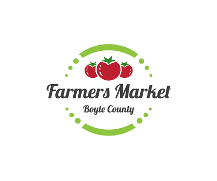 Boyle County Farmer's Market A Logo, Monogram, or Icon  Draft # 3 by haaly88