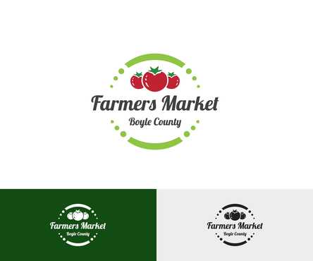 Boyle County Farmer's Market A Logo, Monogram, or Icon  Draft # 4 by haaly88