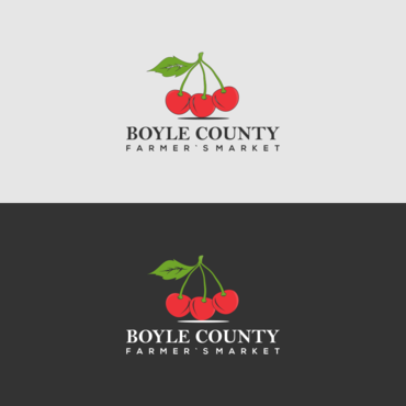 Boyle County Farmer's Market A Logo, Monogram, or Icon  Draft # 5 by vanilogos