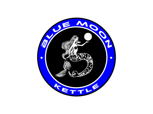 Blue Moon Kettle A Logo, Monogram, or Icon  Draft # 63 by zahidrabby