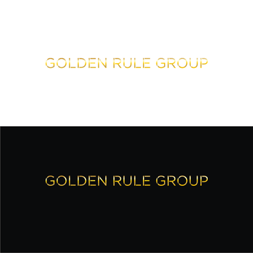 Golden Rule Group A Logo, Monogram, or Icon  Draft # 358 by manut