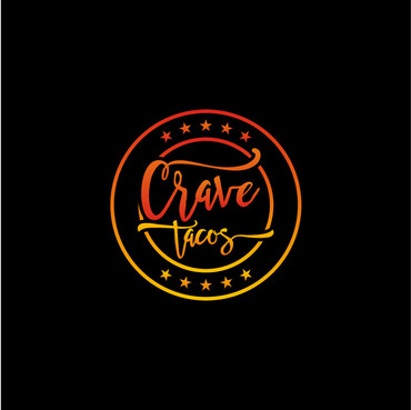 Crave Tacos A Logo, Monogram, or Icon  Draft # 16 by sigen