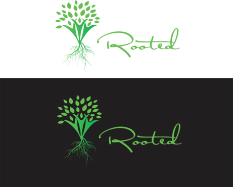 Rooted A Logo, Monogram, or Icon  Draft # 20 by IlhamPatapangDesign