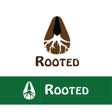 Rooted A Logo, Monogram, or Icon  Draft # 21 by yonkyunior