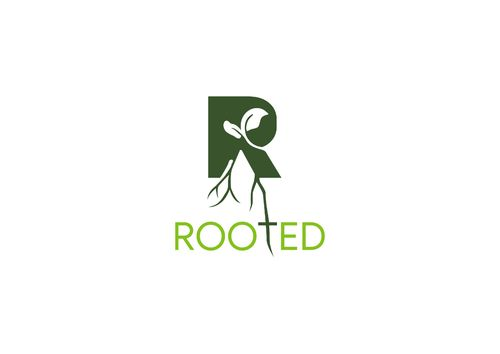 Rooted A Logo, Monogram, or Icon  Draft # 24 by iftahali