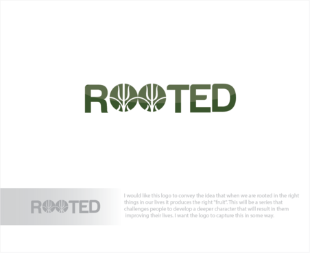 Rooted A Logo, Monogram, or Icon  Draft # 30 by logoGamerz