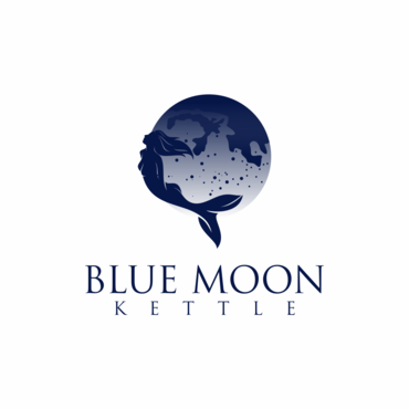 Blue Moon Kettle A Logo, Monogram, or Icon  Draft # 75 by sidiart