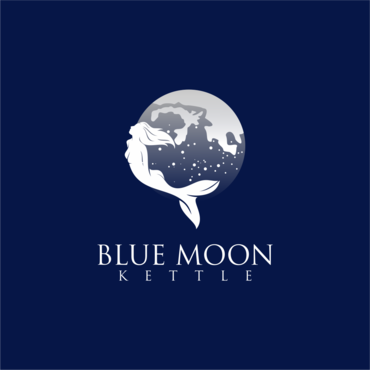 Blue Moon Kettle A Logo, Monogram, or Icon  Draft # 76 by sidiart