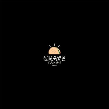 Crave Tacos A Logo, Monogram, or Icon  Draft # 22 by danuhndrwn