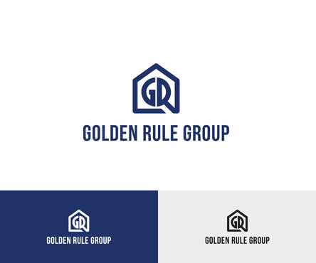 Golden Rule Group A Logo, Monogram, or Icon  Draft # 418 by haaly88