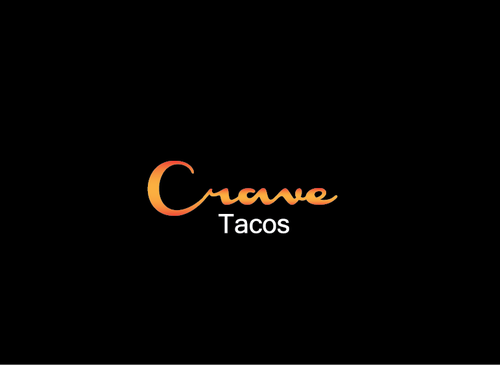 Crave Tacos A Logo, Monogram, or Icon  Draft # 28 by muhammadrashid