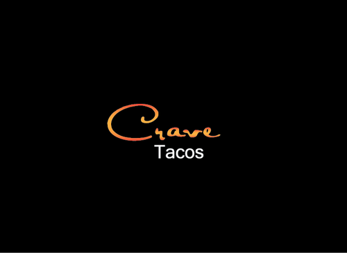 Crave Tacos A Logo, Monogram, or Icon  Draft # 29 by muhammadrashid