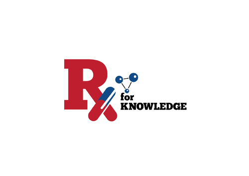 Rx For Knowledge A Logo, Monogram, or Icon  Draft # 93 by husaeri