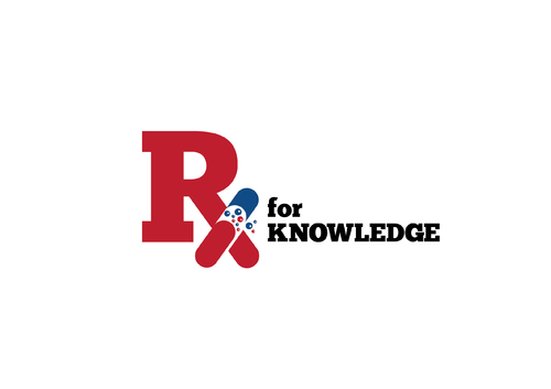Rx For Knowledge A Logo, Monogram, or Icon  Draft # 94 by husaeri