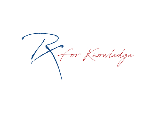 Rx For Knowledge A Logo, Monogram, or Icon  Draft # 96 by kaushal57