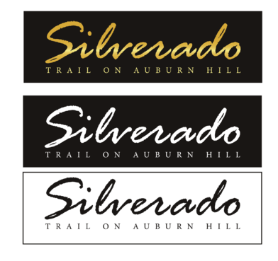 Silverado Trail on Auburn Hill A Logo, Monogram, or Icon  Draft # 326 by DiscoverMyBusiness