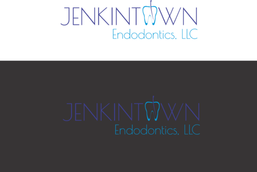 Jenkintown Endodontics, LLC A Logo, Monogram, or Icon  Draft # 506 by bajulijo