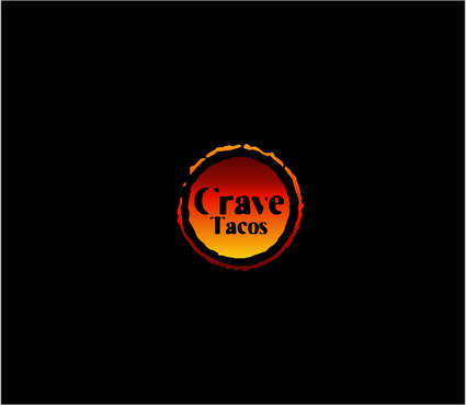 Crave Tacos A Logo, Monogram, or Icon  Draft # 43 by odc69