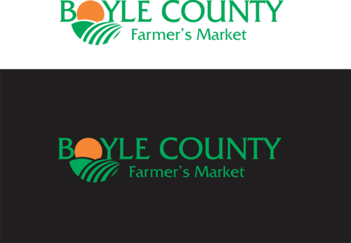 Boyle County Farmer's Market A Logo, Monogram, or Icon  Draft # 17 by IlhamPatapangDesign