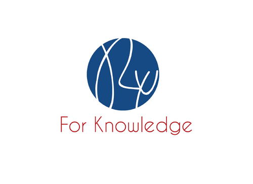 Rx For Knowledge A Logo, Monogram, or Icon  Draft # 106 by kaushal57