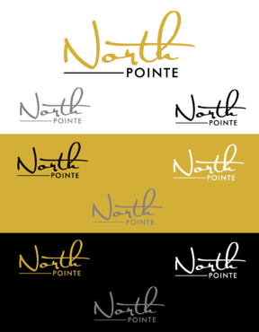 North Pointe A Logo, Monogram, or Icon  Draft # 400 by jynemaze