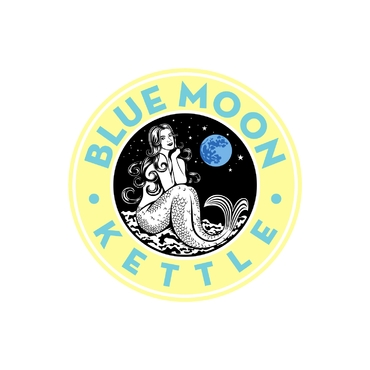 Blue Moon Kettle A Logo, Monogram, or Icon  Draft # 92 by SeranggaOtak