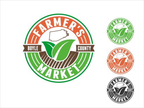 Boyle County Farmer's Market A Logo, Monogram, or Icon  Draft # 20 by thebullet