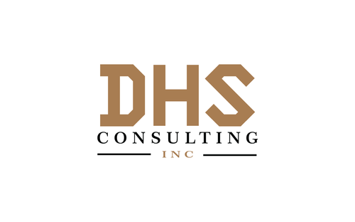 DHS Consulting, Inc. A Logo, Monogram, or Icon  Draft # 209 by yonkyunior