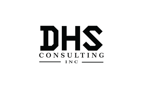 DHS Consulting, Inc. A Logo, Monogram, or Icon  Draft # 210 by yonkyunior