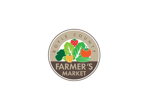 Boyle County Farmer's Market A Logo, Monogram, or Icon  Draft # 27 by Harni