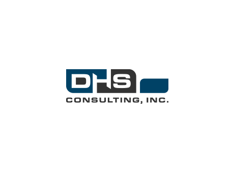 DHS Consulting, Inc. A Logo, Monogram, or Icon  Draft # 211 by falconisty