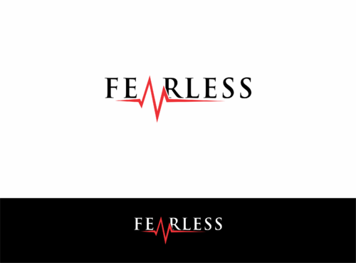 Fearless A Logo, Monogram, or Icon  Draft # 202 by HandsomeRomeo