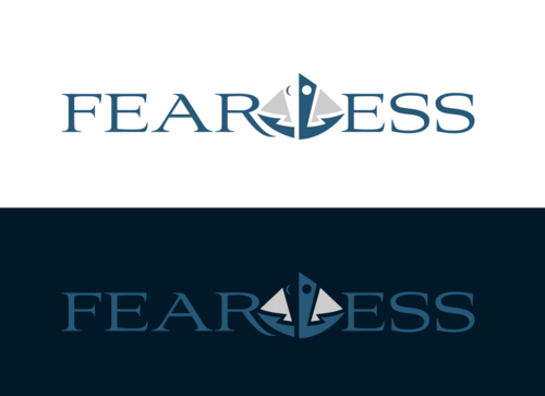 Fearless A Logo, Monogram, or Icon  Draft # 206 by Miroslav