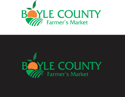 Boyle County Farmer's Market A Logo, Monogram, or Icon  Draft # 38 by IlhamPatapangDesign