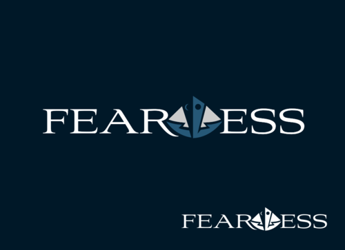 Fearless A Logo, Monogram, or Icon  Draft # 212 by Miroslav