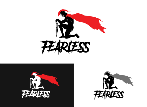 Fearless A Logo, Monogram, or Icon  Draft # 224 by ComPleDesigns