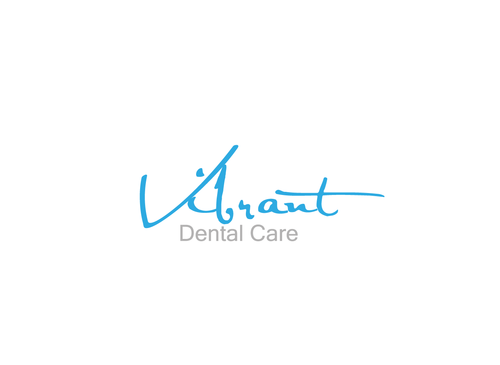 "Not really sure, just the name ""Vibrant Dental Care"" would be appropriate I think.  A Logo, Monogram, or Icon  Draft # 5 by muhammadrashid"