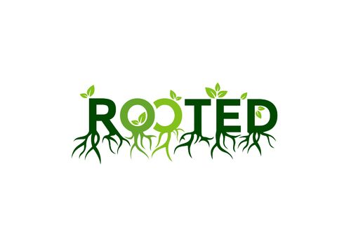 Rooted A Logo, Monogram, or Icon  Draft # 202 by iftahali