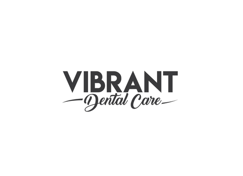 "Not really sure, just the name ""Vibrant Dental Care"" would be appropriate I think.  A Logo, Monogram, or Icon  Draft # 41 by deba1980"