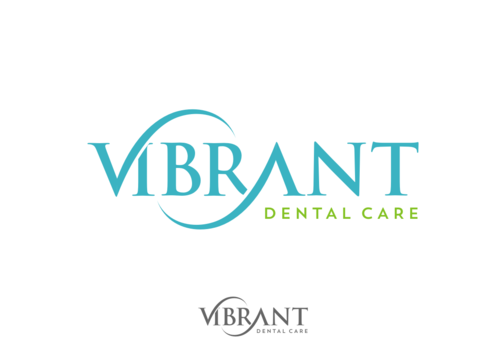 "Not really sure, just the name ""Vibrant Dental Care"" would be appropriate I think.  A Logo, Monogram, or Icon  Draft # 42 by zonkcreative"