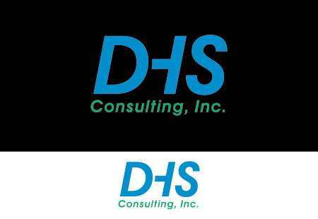 DHS Consulting, Inc. A Logo, Monogram, or Icon  Draft # 228 by RiLogo