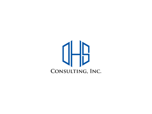 DHS Consulting, Inc. A Logo, Monogram, or Icon  Draft # 233 by Forceman786